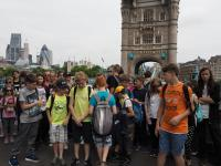 13. Na Tower Bridge