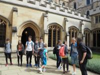 25. Oxford Christ Church College