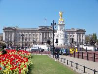 Londýn_Buckingham Palace